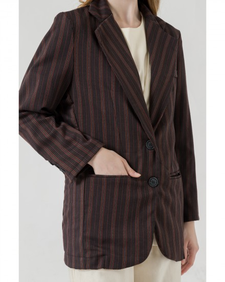 Miller Blazer - Stripes