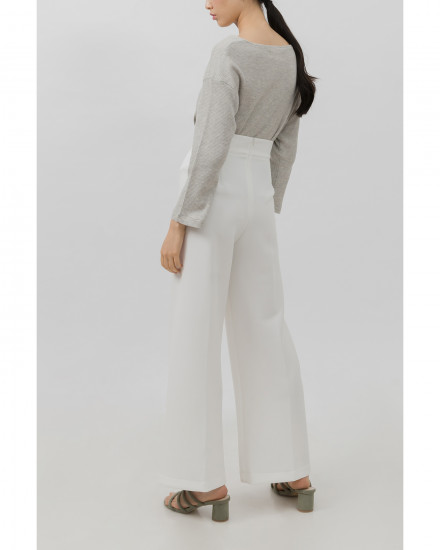 Oscar Pants - White