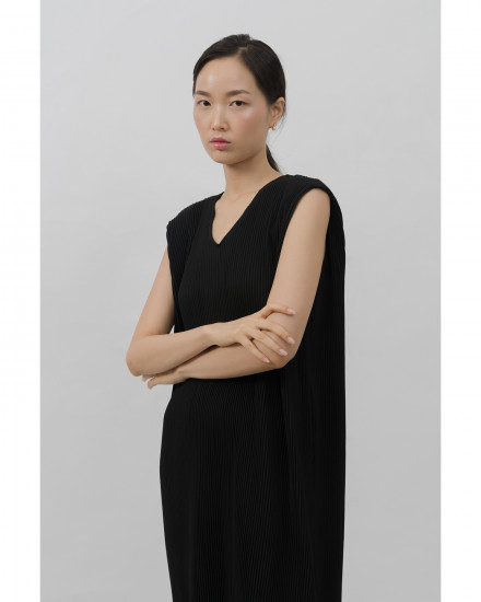 Kahlo Dress - Black