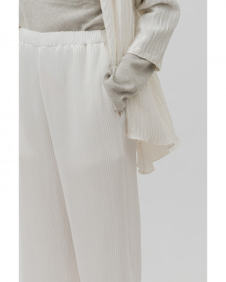 Maddox Pants - White