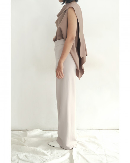 Oscar Pants - Light Taupe