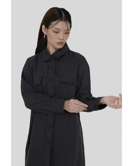 Rocco Shirt - Black