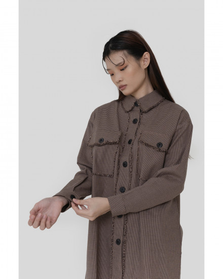 Rocco Shirt - Brown
