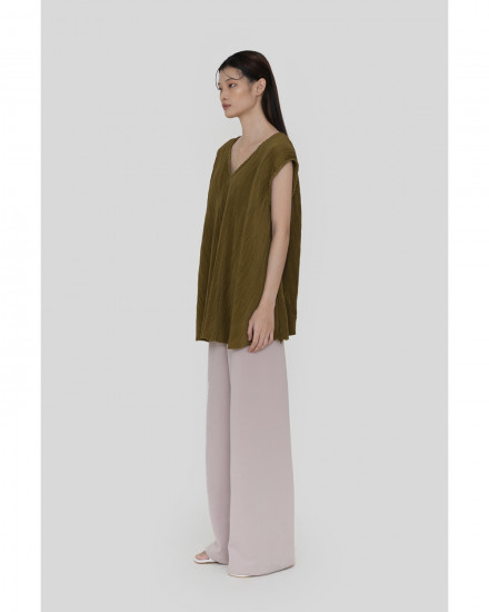 Harlow Top - Olive