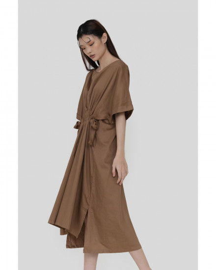 Sterling Dress - Camel