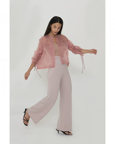 Albany Outer - Dusty Rose