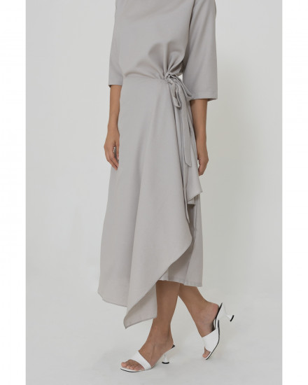 Ophelia Kaftan - Light Grey