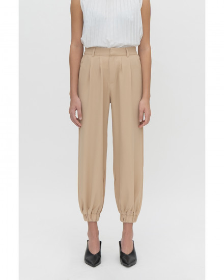 Resort Pants - Beige