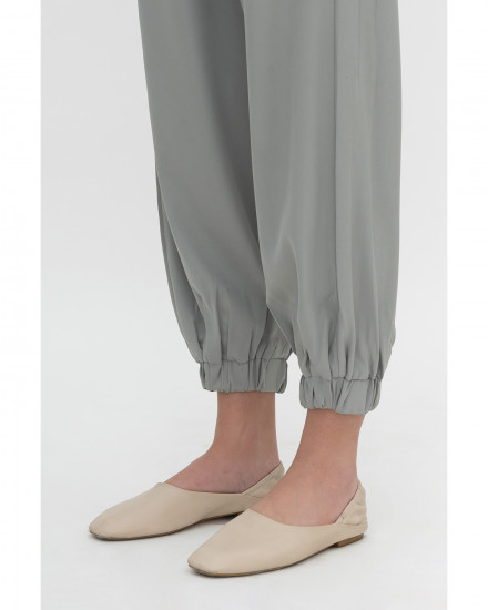 Resort Pants - Silver-Sage