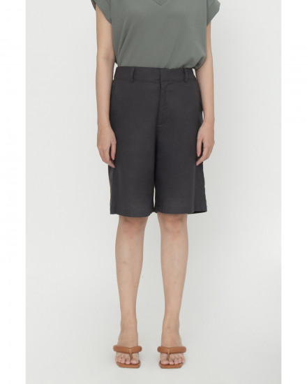 Winslow Bermuda Shorts - Charcoal