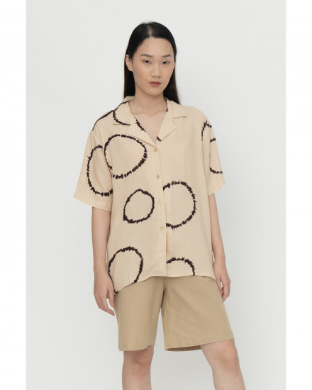 Fome Shirt - Ring Beige
