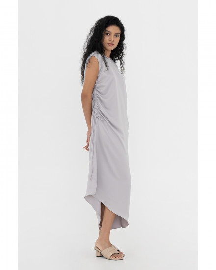 Genevieve Dress - Silver