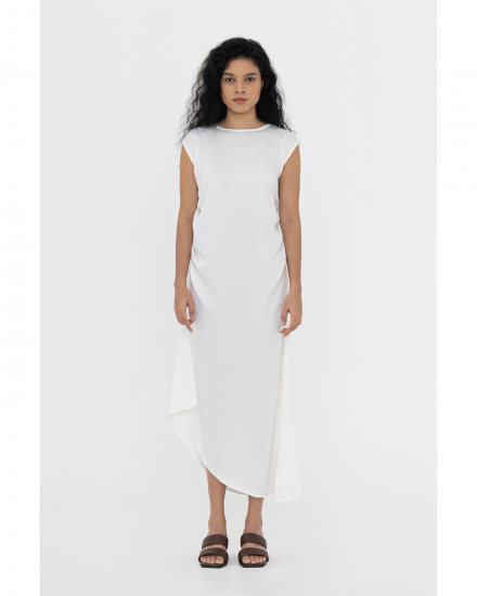 Genevieve Dress - White