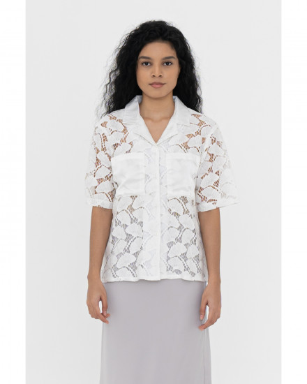 Dawn Shirt - White
