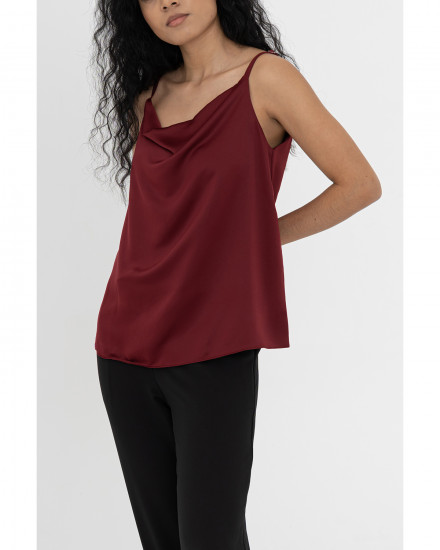 Arrow Tank Top - Maroon
