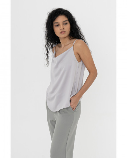 Arrow Tank Top - Silver
