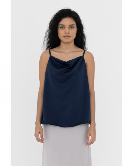 Arrow Tank Top - Navy