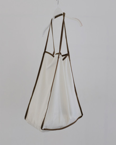 Segi Tote Bag - Broken White