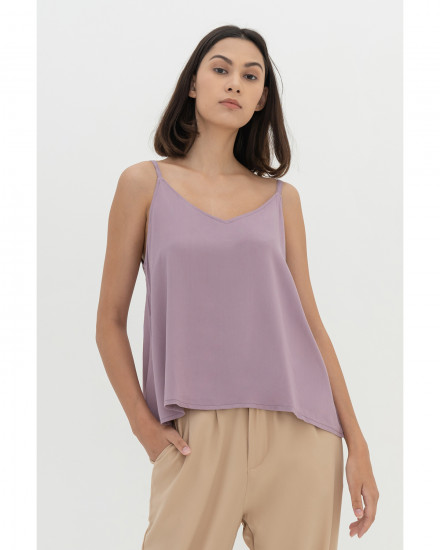 Airy Tank Top - Lilac