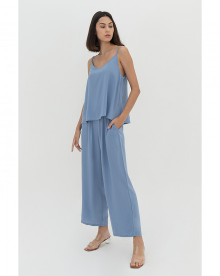 Airy Tank Top - Blue