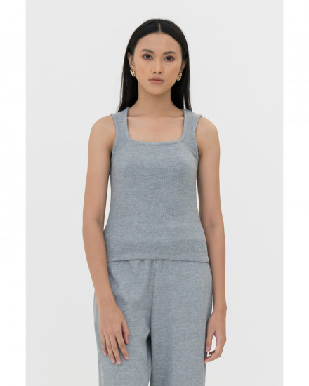 Paige Tank Top - Grey