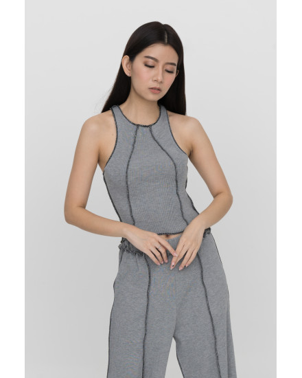 Norm Tank Top - Grey (PRE-ORDER, READY 15 WORKING DAYS)