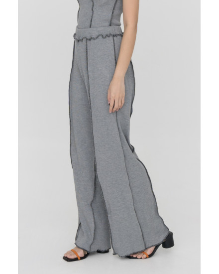 Oswald Pants - Grey (PRE-ORDER, READY 15 WORKING DAYS)